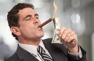Les riches pourront maintenant vraiment s'afficher ...