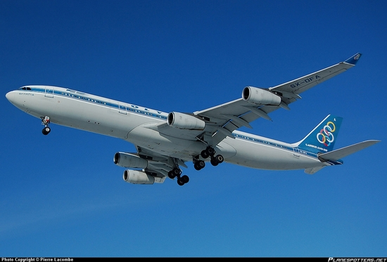 SX-DFA-Olympic-Airways-Airbus-A340-300_