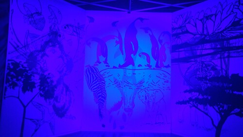 Exposition LUMIERE