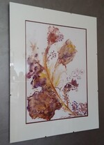 Aquarelle 40x50 Couleurs d'automne