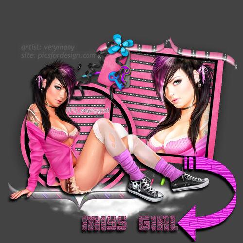 Miss girl