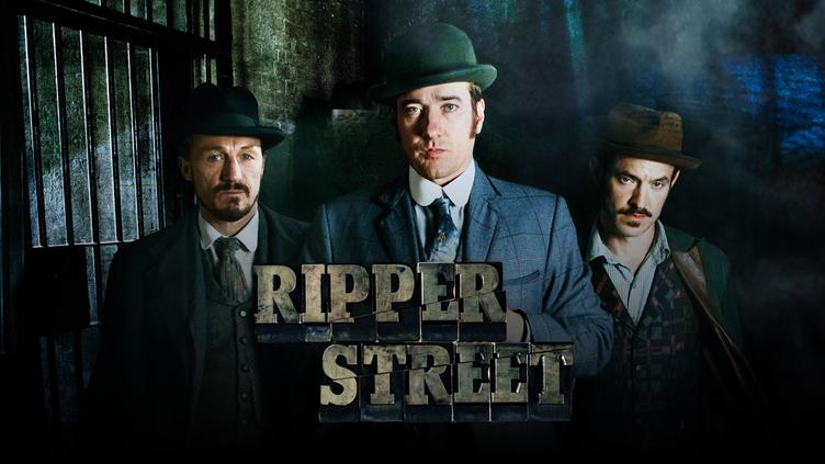 Ripper Street, saison 1