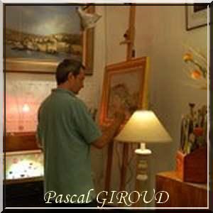 Peintures de : Pascal GIROUD