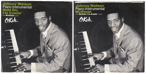 JOHNNY WATSON