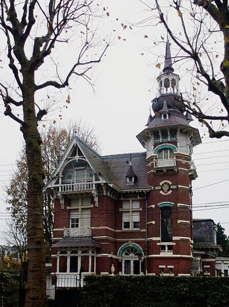Fichier:Lambersart la Villa Saint-Charles.jpg