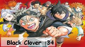 Black Clover 34