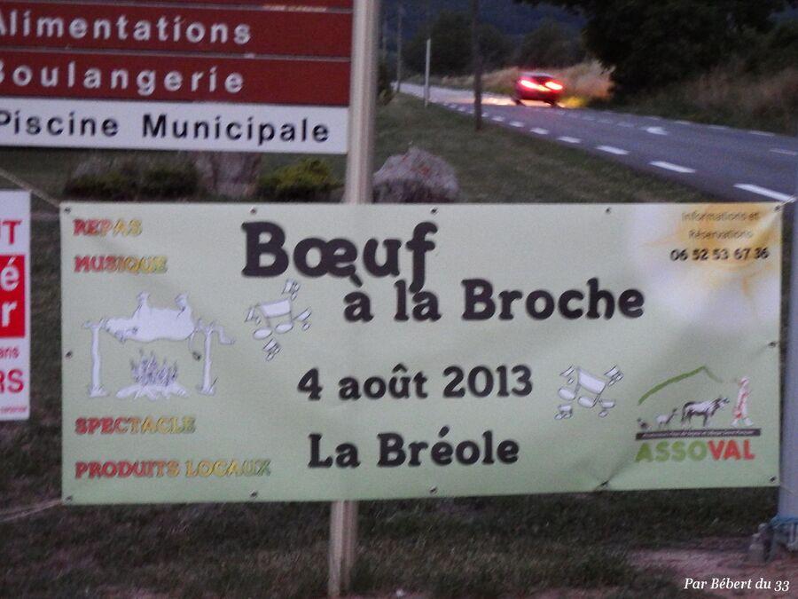 Le Boeuf à la broche à La Bréole (6)