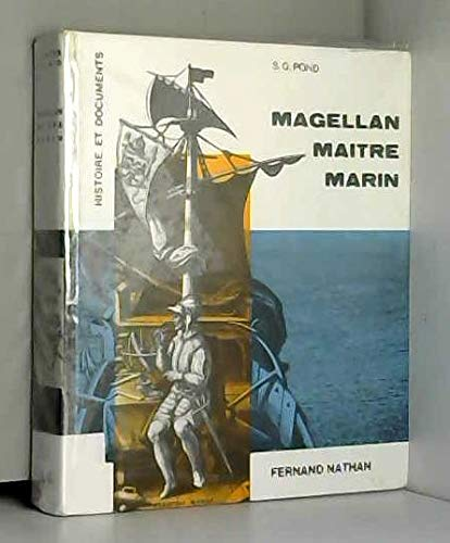 Magellan maitre marin de Pond