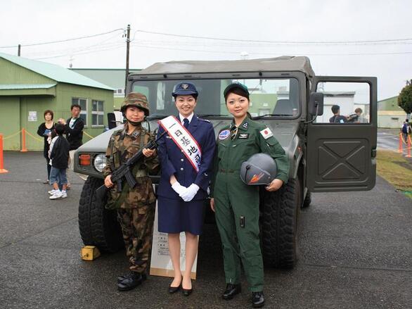 La garde impériale Et le JSDF
