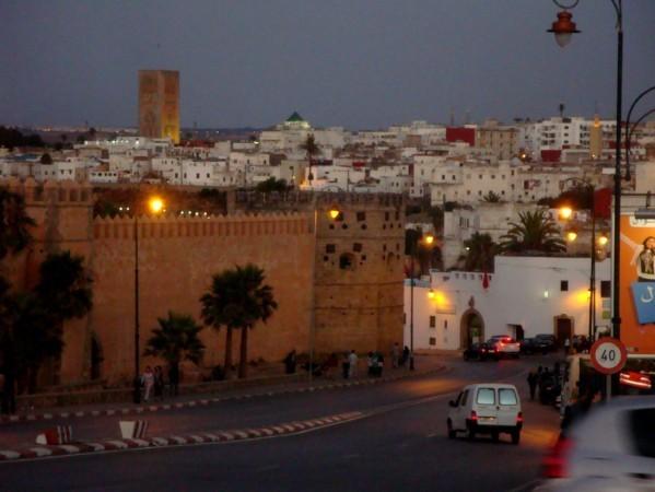 Rabat la nuit 1
