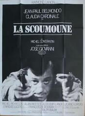 LA SCOUMOUNE-Belmondo/Cardinale-Original grande French Movie Poster   eBay