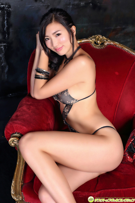 WEB Gravure : ( [DGC] - | 2016.01 | Eimi Matsushima/松嶋えいみ : 168cmの長身と87cm魅惑のプロポーション! )