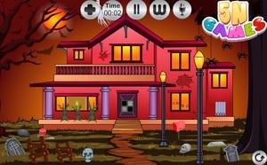 Jouer à 2015 halloween room escape