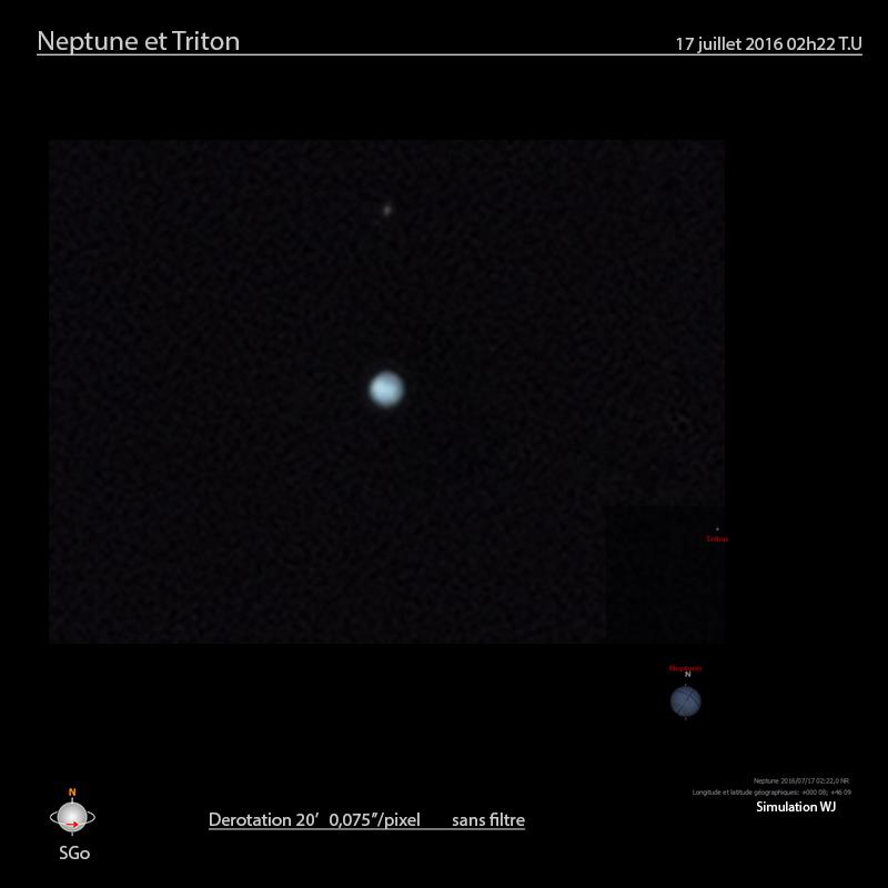 Neptune 17 juillet 2016
