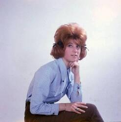 1963 : le chemisier pied-de-coq et la série champêtre.
