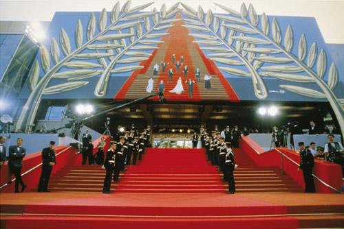 Le grand almanach de la France : Le festival de Cannes