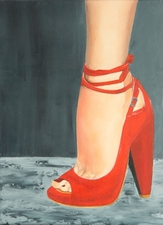 chaussure-rouge