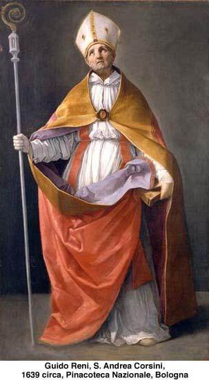 Saint André Corsini, évêque († 1373)