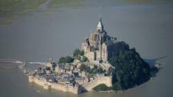 La vitesse de la marée au Mont Saint-Michel?