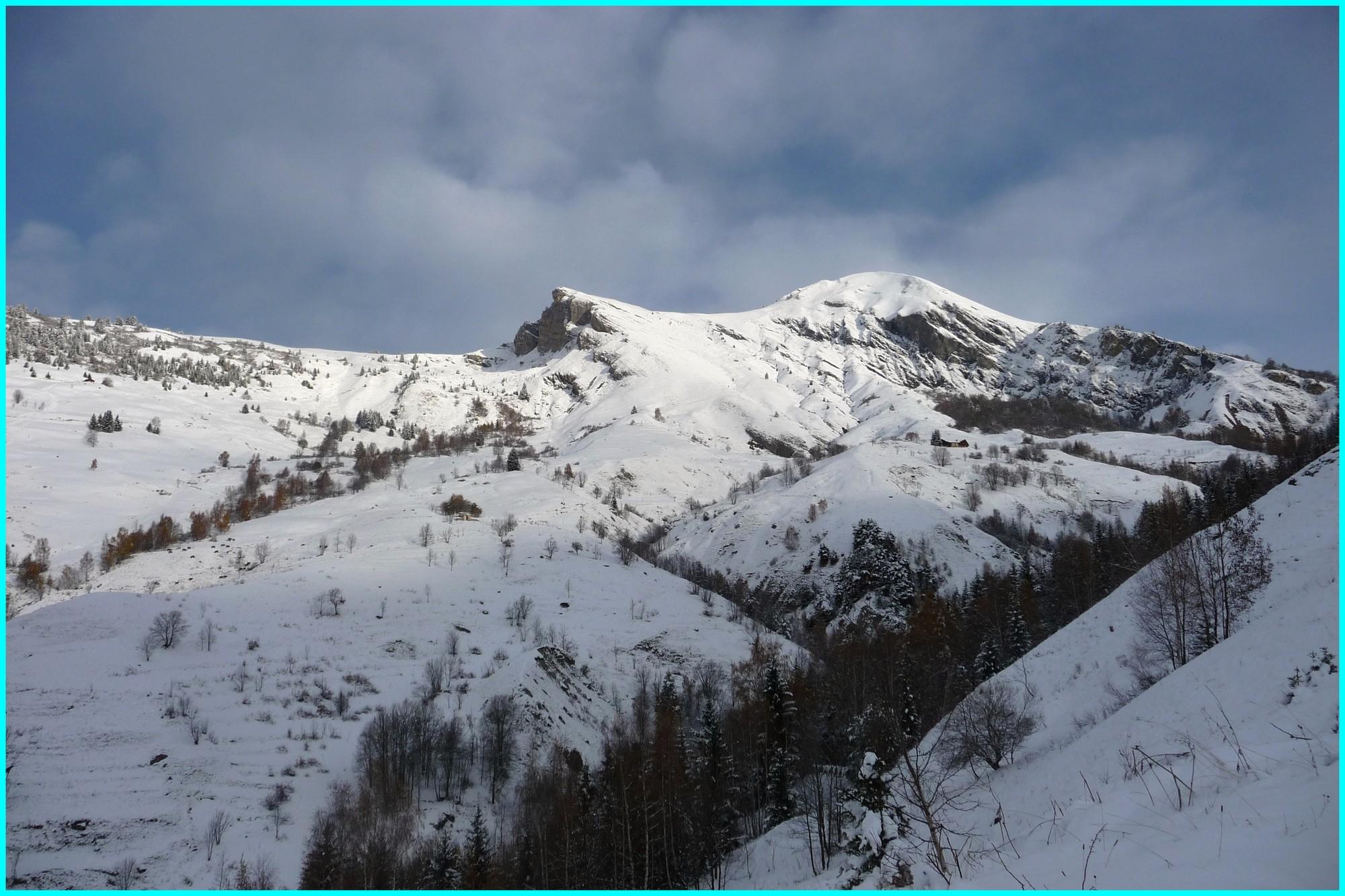 Le Roc Marchand (2098 m)