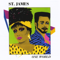 St. James - One World - Complete LP