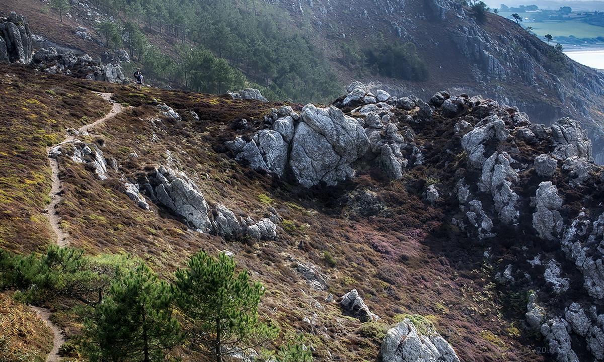 Les falaises du Guern