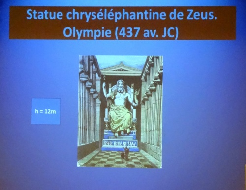 """""""Les sept merveilles du monde"""", une conférence de Jean-François Gallice pour l'ACC..."""