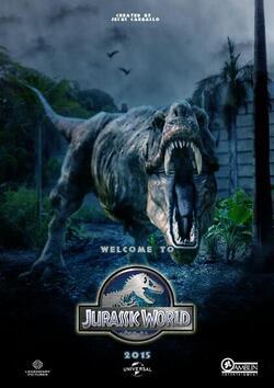 Bande annonce de Jurassic World VF