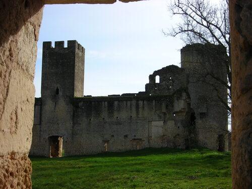 Suite de la visite du Château de Budos