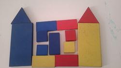 Château et soleil Paul Klee