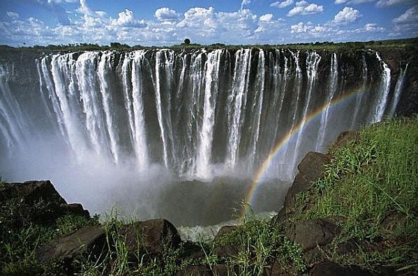 Victoria Falls Zambezi