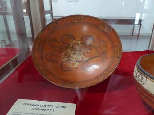Guatemala, 12ème jour (5) Flores Tikal Musée