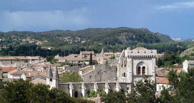 Villeneuve les Avignon..