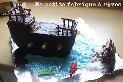 Des gâteaux de fêtes thématiques et personnalisés