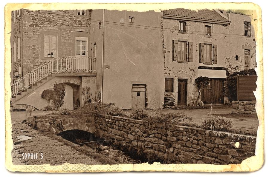 Vieux village .