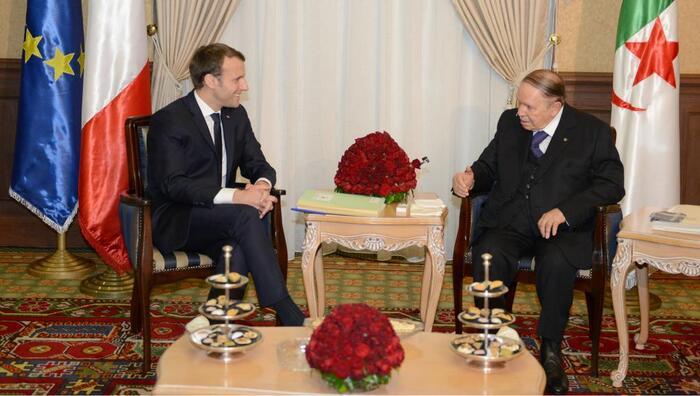Macron à Alger. Restitution de la mémoire à dose homéopathique
