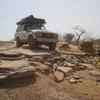 Mali Piste vers les chutes de Gouina