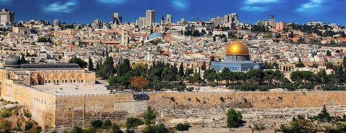 VOYAGE en ISRAËL  La Terre Sainte