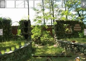 Jouer à Abandoned park forest escape