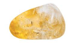 Le quartz   citrine
