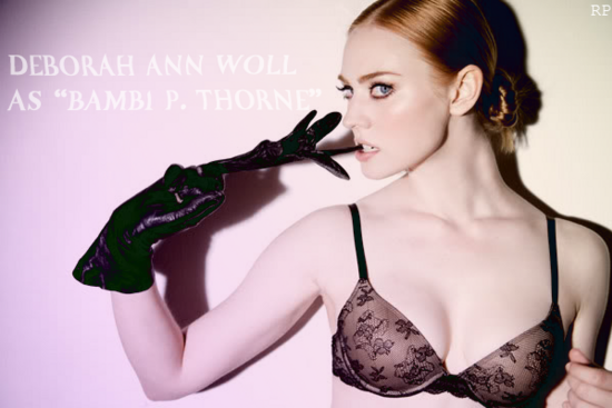 Deborah Ann Woll The Devil Within