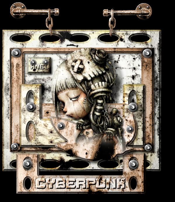 """""""Cyberpunk"""""""