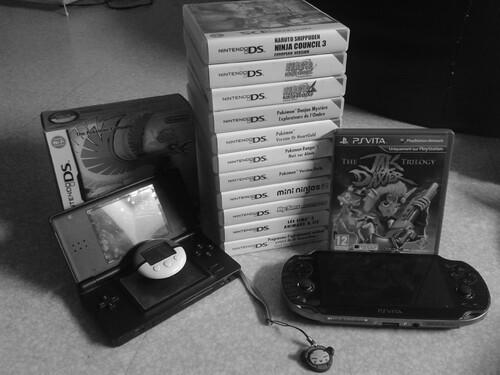 [Photographie] Collection n°4 - Mes jeux, en boîte ! *sors*