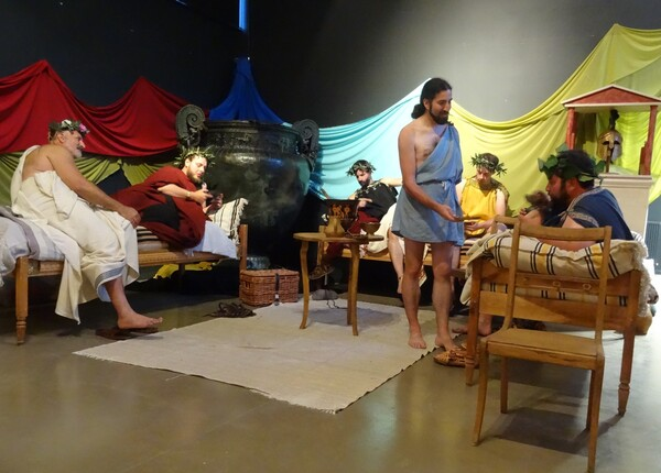Hoplites en Galatia