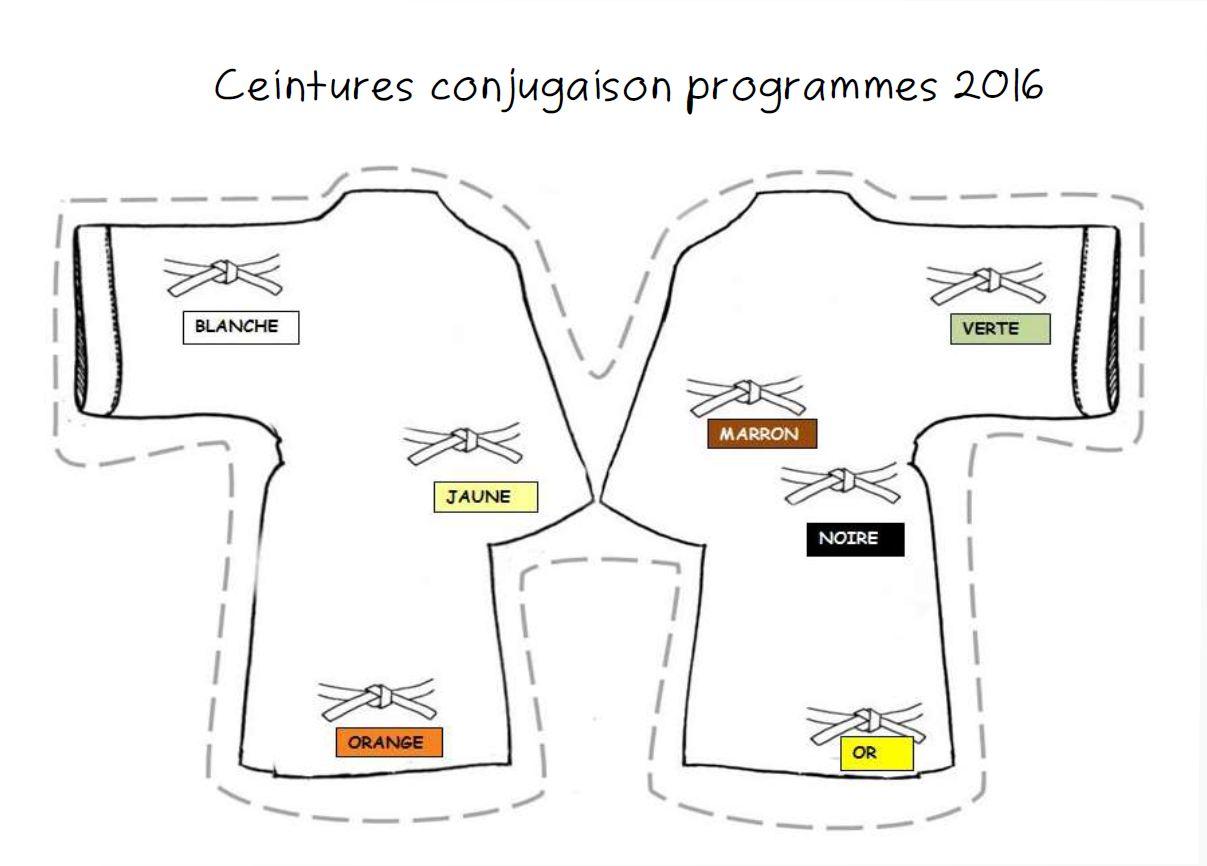 plus bas rabais magasin officiel meilleur pas cher ceintures de conjugaison programmes 2016 - Chez Val 10