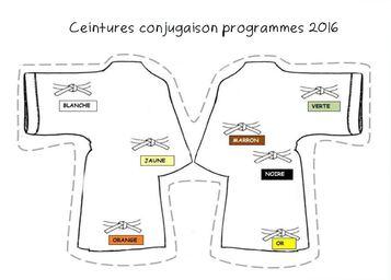 Nouveaux programmes : récap des docs et articles disponibles sur le blog
