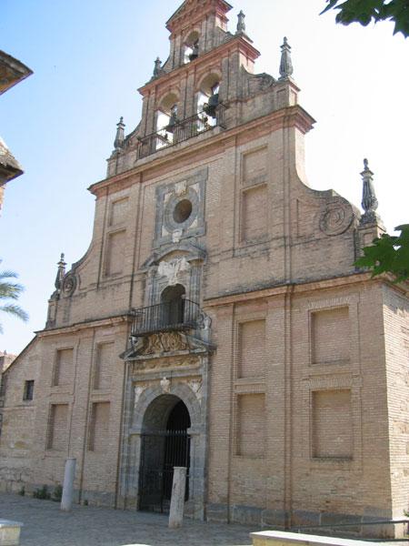 Cordoba : Notre-Dame de la Fuensanta