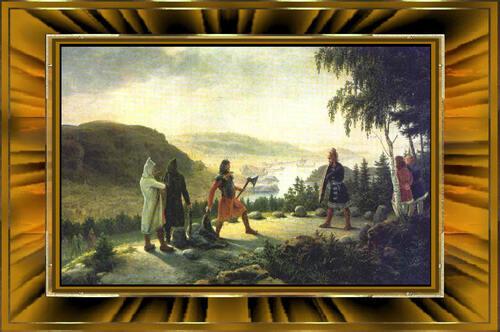 La Saga d'Egill Skallagrimsson