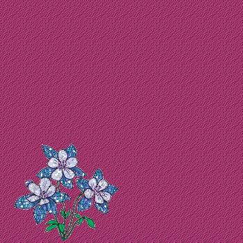Fond de blog fleurs diverses
