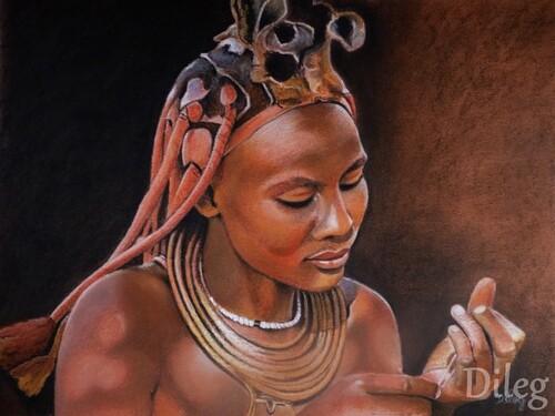 Femme Himba (Fin)